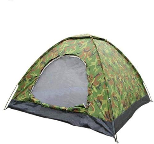 LYAA Tente 12 Personnes Camping Sports De Plein Air Camouflage Numérique Soldat Style Militaire Tente pour Quatre Personnes Camping Pique-Nique en Plein Air Tente De Camping