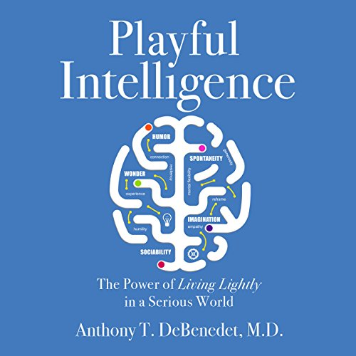 Playful Intelligence audiobook cover art