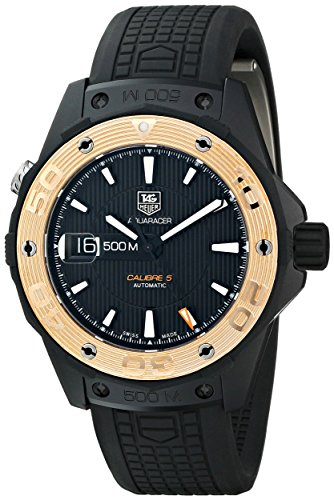Tag Heuer TAG-WAJ2182.FT6015 reloj mecánico para hombre
