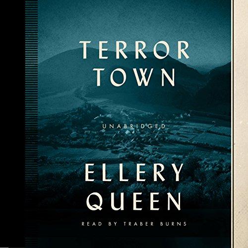 Terror Town audiobook cover art