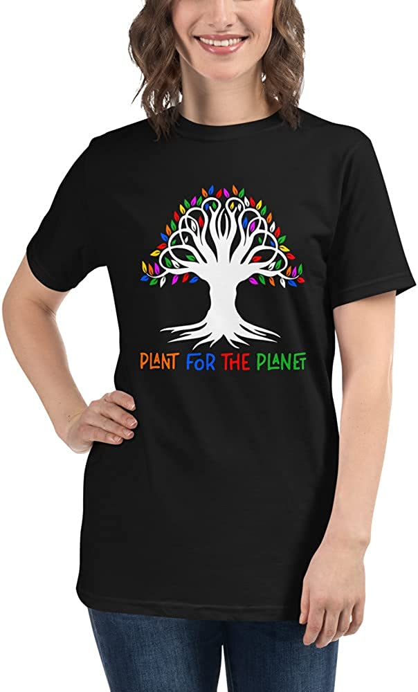 Inspiration Outlet SALE Wear Plant for The T-Shirt Max 88% OFF Planet Organic -
