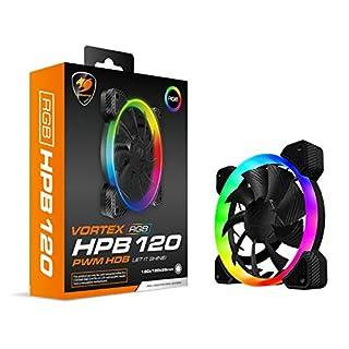 Vortex RGB HBP 120 Cooling Fan (B07F5C1CDX) | Amazon price tracker / tracking, Amazon price history charts, Amazon price watches, Amazon price drop alerts