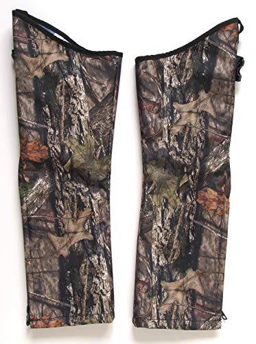 Snake Chaps for Kids - Youth Size Snake Chaps - Snake Bite Protection for Children (Mossy Oak, Small Stocky)