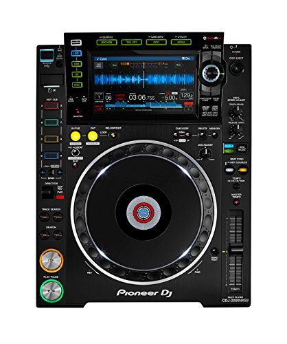 Pioneer, CDJ-2000 Nexus, CD-Player