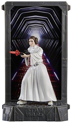 Hasbro- Titanium Series Star Wars Figura Princesa Leia, (C1862EL2)