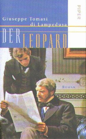 Buchseite und Rezensionen zu 'Der Leopard' von  Giuseppe Tomasi di Lampedusa