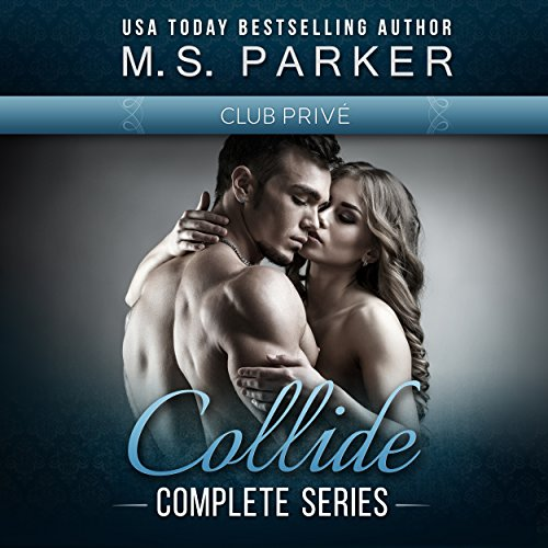 Collide Complete Series Box Set audiobook cover art