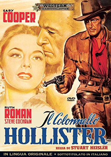 Il colonnello Hollister [IT Import]