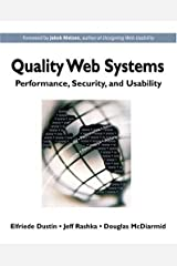 Quality Web Systems: Performance, Security, and Usability Paperback