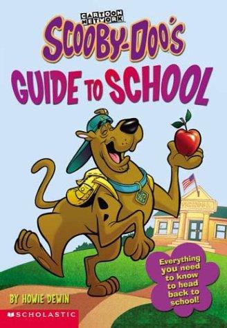 Scooby Doo\'s Guide to School (Scooby-Doo (Cartoon Network Paperback))