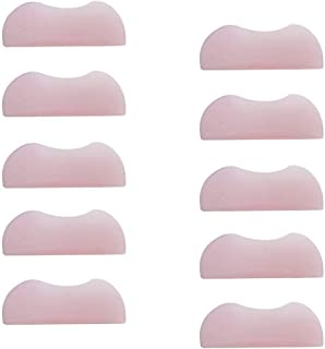 5組 シリコンのまつげパッド まつげ美容用のまつげパーツキット