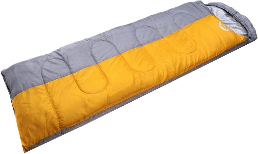 SHUIDAI le camping en plein air sac de couchage pause déjeuner adulte épais sac de couchage de camping chaud , 2