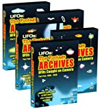 UFOs: The Footage Archives - UFOs Caught on Camera from Around the World, 5 DVD...