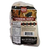 Great Low Carb Bread Co. - Everything Bagels