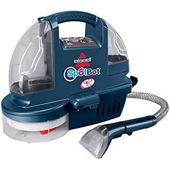 bissell spotbot pet hands free compact deep cleaner