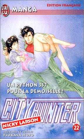 City Hunter (Nicky Larson), tome 22 : Un python 357 pour la demoiselle