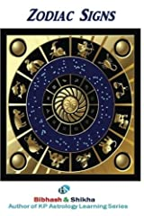 Zodiac Signs: 1 (Kp Astrology Learning) Paperback