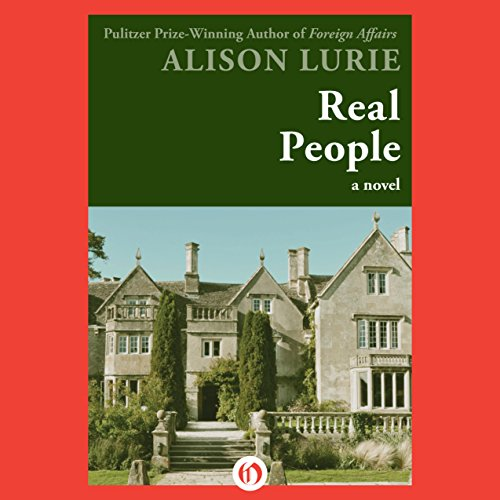 Real People audiobook cover art