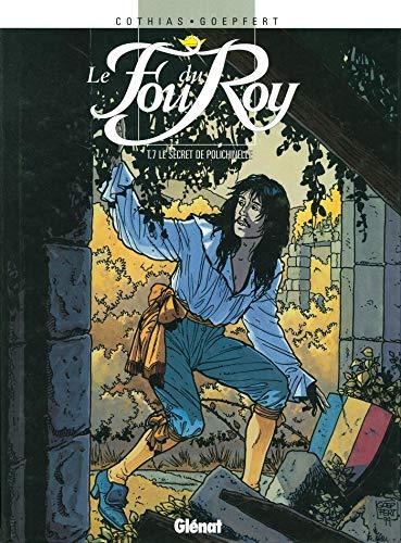Le Fou du roy, tome 7 : Le secret de polichinelle