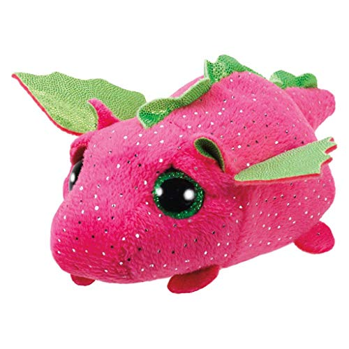 Ty Teeny Tys Darby-Dragón Rosa 10 cm (41247TY) (United Labels Ibérica