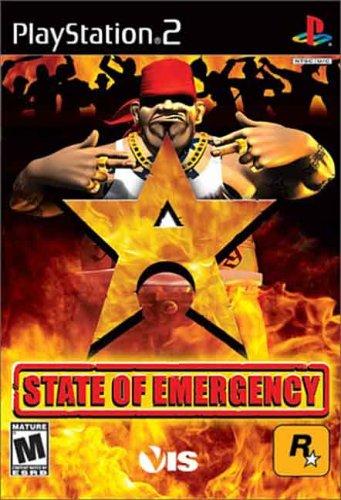 State of Emergency (PS2) [Importación inglesa]