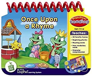 My First LeapPad Book: Once Upon a Rhyme