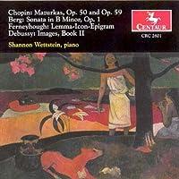 Mazurkas / Sonate in B / Lemma-Icon-Epigram