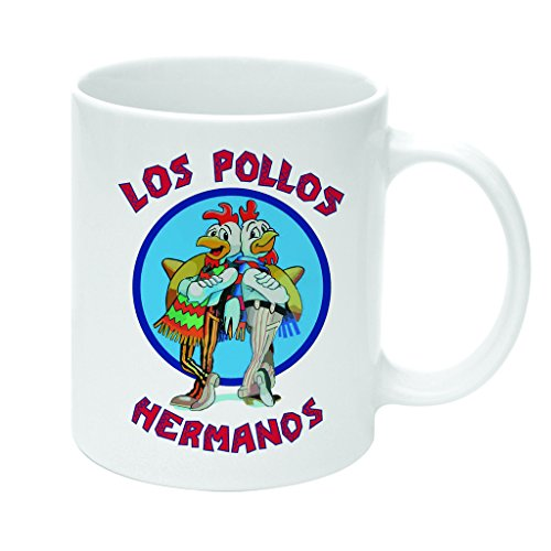 MUSH Tazza Los Pollos Hermanos Breaking Bad by