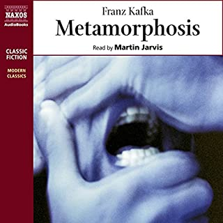 Metamorphosis audiobook cover art