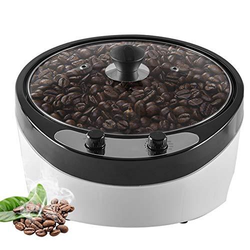 TTFGG Elektrische Kaffeeröster Kaffeebohnen,1800W Kaffeebohne Röstmaschine Haushaltsbackenmaschine Kaffeebohnen Home Kaffee-Röster-Maschine