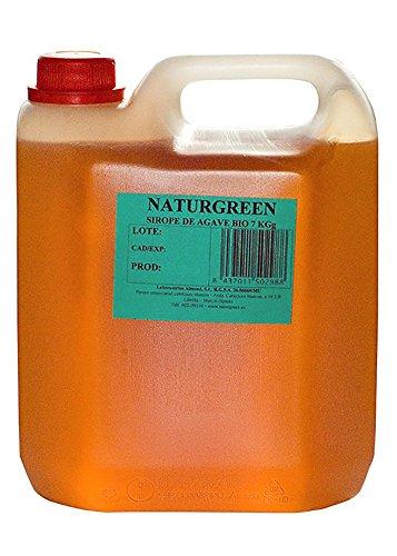Naturgreen - Sciroppo di agave caraffa - 200 gr