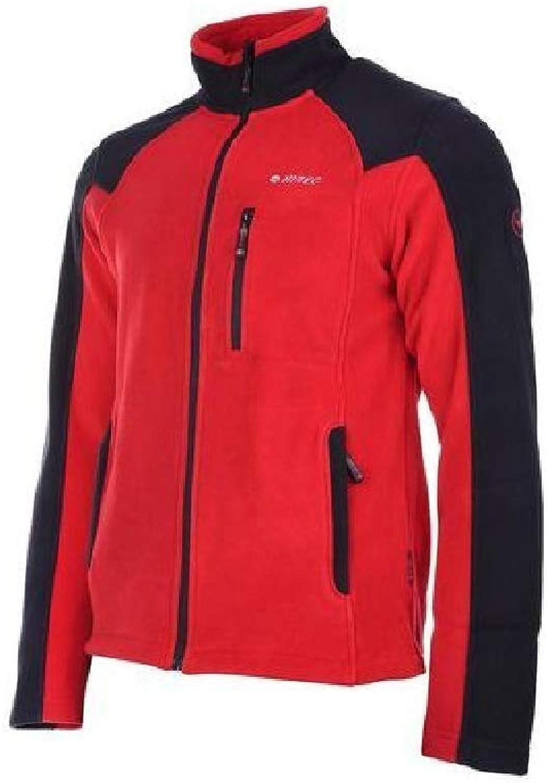 HITEC 5901979042617 Polar MONAR 92800047885, Dark RED Black, L