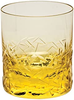 Moser Crystal Eldor Drift Ice Double Old Fashioned
