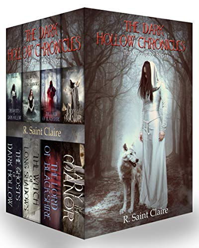 The Dark Hollow Chronicles: The Complete Four-Book Series