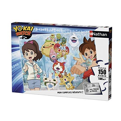 Nathan–86827–Puzzle Katie yo-Kai Watch 150Piezas