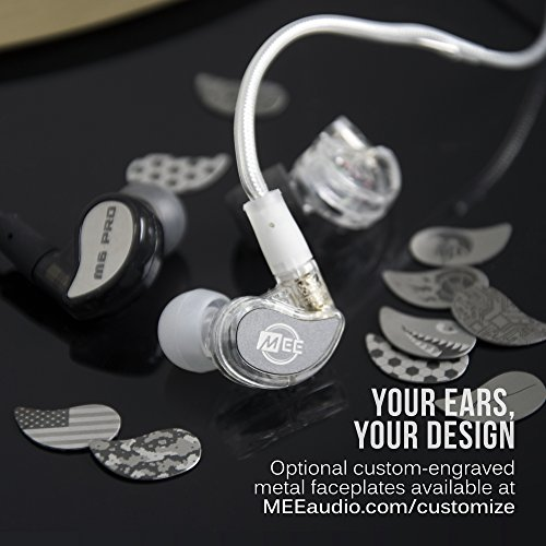 Product Image 8: MEE audio M6 PRO Musicians' In-Ear Monitors