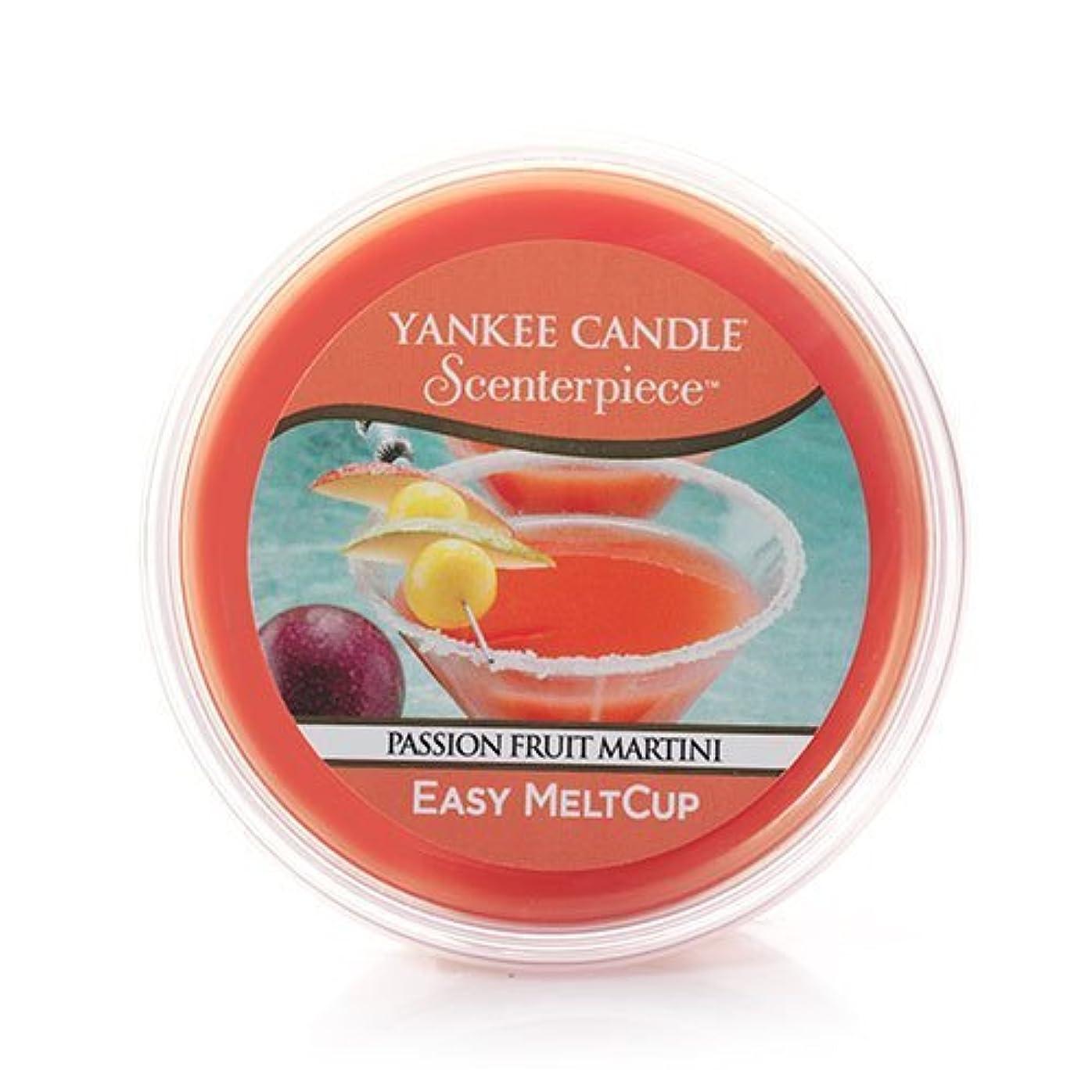 角度ジャーナリストスキャンダラスYankee CandleパッションフルーツMartini Scenterpiece Easy MeltCup 2.2?Oz