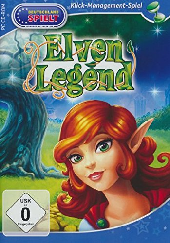 Elven Legend - Die Legende der Elfen [Edizione: Germania]