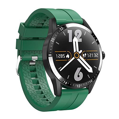HDSJJD Smartwatch, Hochauflösender Farbbildschirm, Sport Smart Watch Mit Gesundheitsüberwachung,...