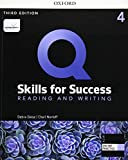 Q Skills for Success (3rd Edition). Reading & Writing 4. Student's Book Pack (Q Skills for Success 3...