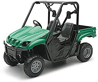 2008 Yamaha Rhino 700 F1 4x4 Off Road ATV Green 1/12 Diecast Model by New Ray 43253