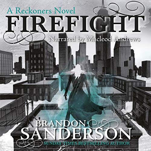 Couverture de Firefight