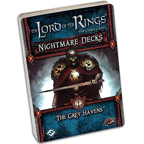 Fantasy Flight Games Lord of The Rings LCG: The Grey Havens Nightmare Deck English