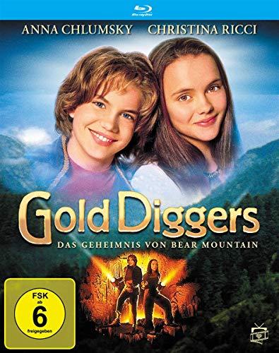 Gold Diggers - Das Geheimnis von Bear Mountain (Filmjuwelen) [Blu-ray]