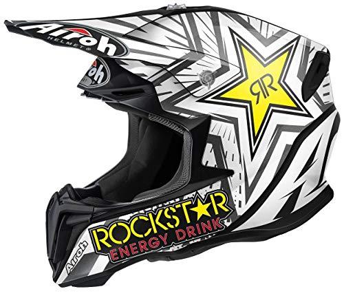 Airoh Casco Twist Rockstar, opaco, M