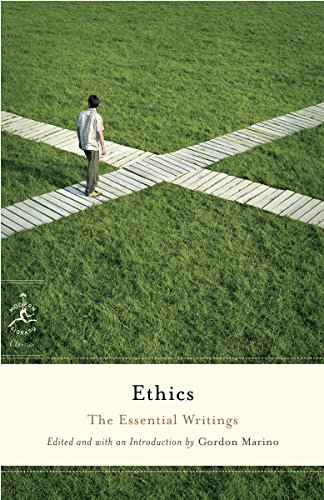 Compare Textbook Prices for Ethics: The Essential Writings Modern Library Classics 58717th Edition ISBN 9780812977783 by Marino, Gordon