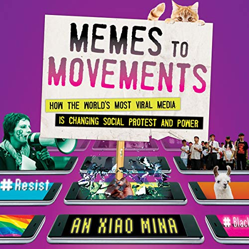 Memes to Movements audiobook cover art