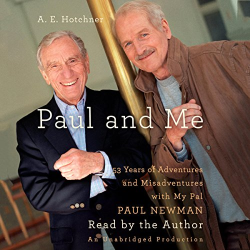 Paul and Me audiobook cover art