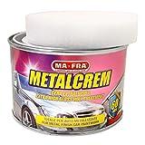 Ma-Fra Crema Cera Extra Lucida per Auto 250 ml Metal CREM