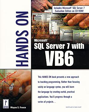 Hands On SQL Server 7 with VB6
